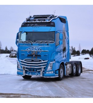 Volvo FH/FM4 2013- Frontbar Style V2.0