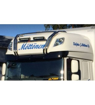 DAF XF 105/106 Top Bar V2.0 - 100520 - Roofbar / Roofrails - Unspecified