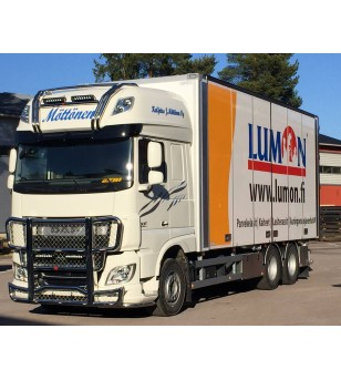 DAF XF 106 Frontbar Freeway V1.0 - 100519 - Bullbar / Lightbar / Bumperbar - RST-STeel - frontbar Freeway