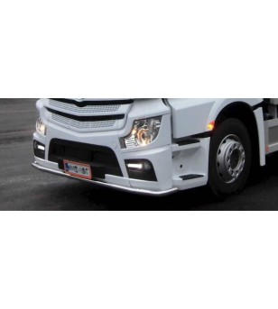 MB ACTROS 2011 - Bumper Bar 2300mm - 100856 - Bullbar / Lightbar / Bumperbar - Verstralershop