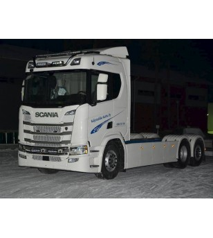 SCANIA R/S Serie 16+ - serie Roofbar V3 Normal Cab / Highline
