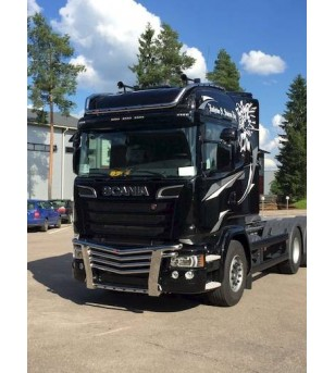 Scania P - serie Frontbar...