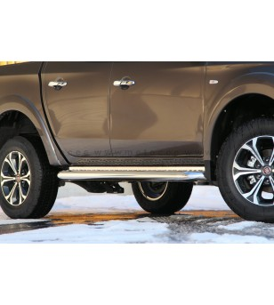 FIAT FULLBACK 16- DoubleCab RUNNING BOARDS TOUR