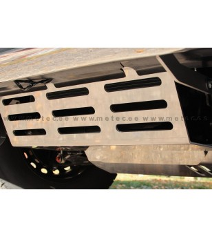 FIAT FULLBACK 16- SKID PLATES front for engine pcs
