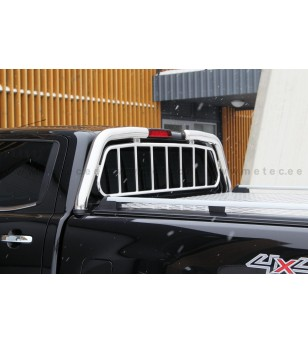 FORD RANGER 12+ OVERROLLS with protection grille set - 806975 - Rollbars / Sportsbars - Metec Car/SUV