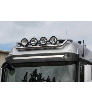 MB ACTROS - Roofbar Big Space 2,5 - 1260 - Roofbar / Roofrails - Verstralershop