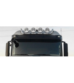 MB ACTROS - Roofbar StreamSpace 2,5 - 1099 - Roofbar / Roofrails - Unspecified