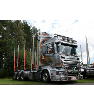 Scania R - serie Frontbar Freeway-2 V2.0