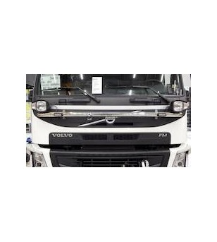 Volvo FM 2013- Plow Bar - 1149 - Bullbar / Lightbar / Bumperbar - Unspecified