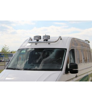 VW CRAFTER 17+ LAMP HOLDER, WORKING LIGHTS for roof H2 & H3