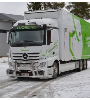 MB ACTROS 2011 - 2,3m wide cabin - Frontbar Style V2