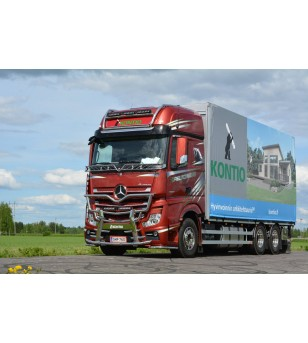 MB ACTROS 2011 Frontbar Freeway V2 2500mm