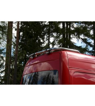 VW Crafter Roofbar rear