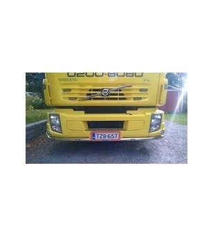 Volvo FL Bumper Bar - 1001924 - Bullbar / Lightbar / Bumperbar - Unspecified