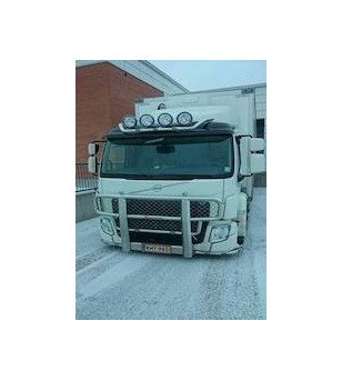 Volvo FL 2007- Frontbar - 100804 - Bullbar / Lightbar / Bumperbar - Unspecified - Verstralershop