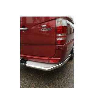 MB Sprinter 2006- Corner Bars/ rearbars