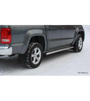 VW Amarok 11+ Side Bars - 10857 - Sidebar / Sidestep - Unspecified