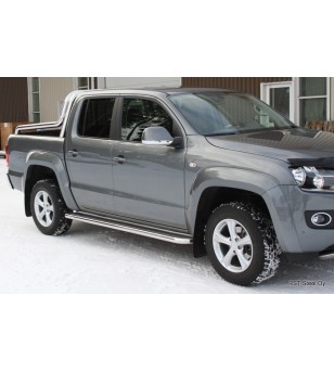VW Amarok 11+ Side Bars