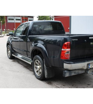 Toyota Hilux 2011- Side Bars