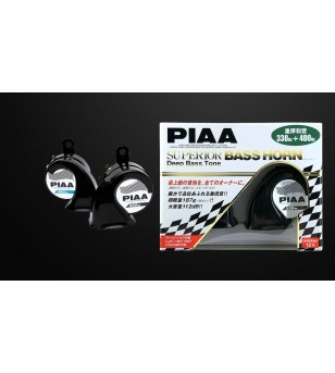 PIAA Superior Bass Horn 112db - 85115 - Other accessories - PIAA Accessories
