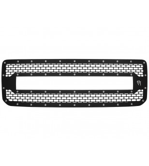 "Rigid Grille + 30"" RDS-series LED Light Bar - GMC Canyon 2015-2016"