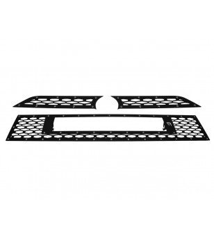 Rigid Grille - Toyota 4-Runner 2014-2016 - 40596 - Grille - Rigid Grille Kits