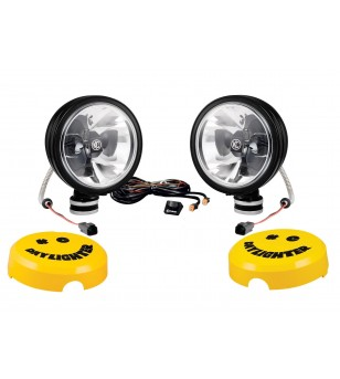 KC 6'' DAYLIGHTER WITH GRAVITY LED G6 PAIR PACK SYSTEM DRIVING - 653 - Lighting - Verstralershop