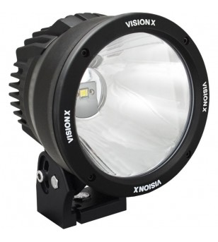 6.7 inch CANNON BLACK 1 50W LED 10degr NARROW 9-32V DC EA - CTL-CPZ610 - Verlichting - Vision X Light Cannon