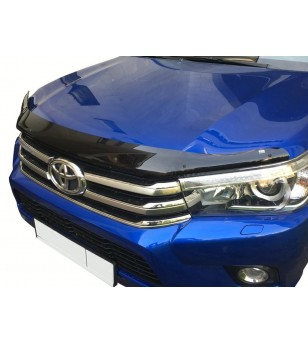 TOYOTA HILUX 16+ Stone Guard - 39381 - Overige accessoires - Unspecified