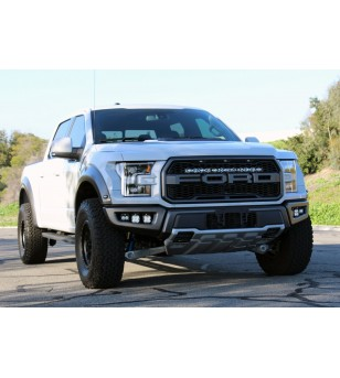 "Baja Designs OEM - Ford Raptor 2017 30"" S8 Grille LED Light Bar Kit - 447561 - Lighting - Baja Designs Vehicle Specific Kits"