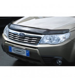 Forester 08- Hood Guard - BG500DB - Other accessories - Airplex Stoneguards