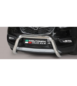 Mokka X 16- EC Approved Super Bar Inox - EC/SB/419/IX - Bullbar / Lightbar / Bumperbar - Unspecified