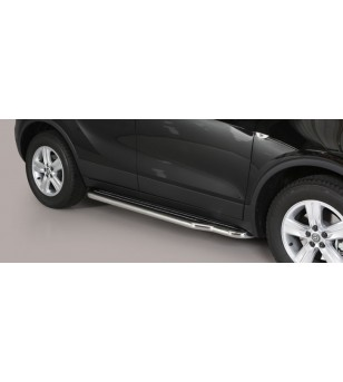 Opel Mokka X 2016- Side Steps - P/318/IX - Sidebar / Sidestep - Unspecified