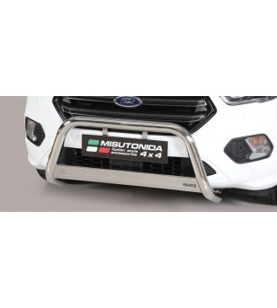 Kuga 2017- EC Approved Medium Bar Inox - EC/MED/420/IX - Bullbar / Lightbar / Bumperbar - Unspecified