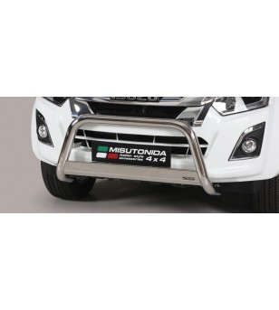D-Max 17- Medium Bar ø63 EU - EC/MED/314/IX - Bullbar / Lightbar / Bumperbar - Unspecified