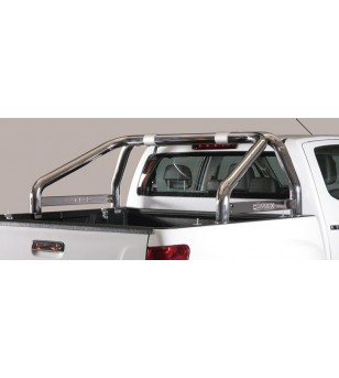 D-Max 17- Roll Bar on Tonneau Inscripted - 2 pipes - RLSS/K/2314/IX - Rollbars / Sportsbars - Unspecified