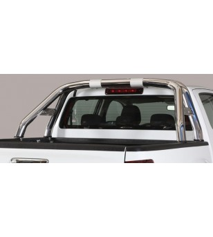 D-Max 17- Roll Bar Mark Design Inox Ø 76mm - RLD/K/314/IX - Rollbars / Sportsbars - Unspecified