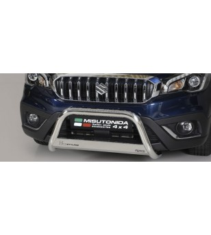 SX4 S-CROSS 2017- Medium Bar EU - EC/MED/357/IX - Bullbar / Lightbar / Bumperbar - Unspecified