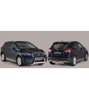 SX4 S-Cross 17- Oval Side Protection