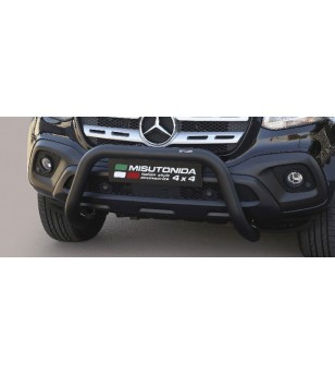 X-Klasse 17- EC Approved Super Bar Inox Black Coated - EC/SB/428/PL - Bullbar / Lightbar / Bumperbar - Unspecified - Verstralers