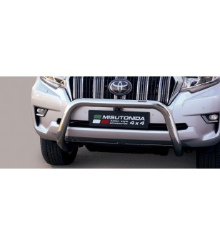Landcruiser 18- EC Approved Super Bar Inox - EC/SB/430/IX - Bullbar / Lightbar / Bumperbar - Unspecified