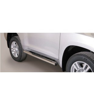 Landcruiser 18- 3DR Grand Pedana ø76 - GP/266/IX - Sidebar / Sidestep - Unspecified