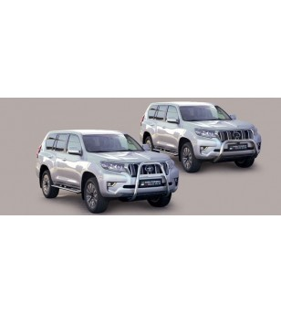 Landcruiser 18- 5DR Design Side Protection Oval