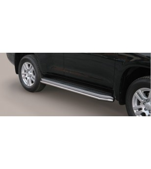 Landcruiser 18- 5DR Sidebar Protection - SP/255/IX - Sidebar / Sidestep - Unspecified