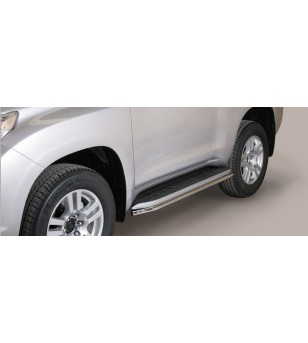 Landcruiser 18- 3DR Sidebar Protection - SP/266/IX - Sidebar / Sidestep - Unspecified