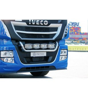 IVECO STRALIS 17+ LAMP HOLDER FRONT CITY 4x lamp fixings cable pcs - 852440 - Bullbar / Lightbar / Bumperbar - Metec Truck