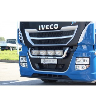 IVECO STRALIS 17+ LAMP HOLDER FRONT CITY 4x lamp fixings cable LED pcs - 852441 - Bullbar / Lightbar / Bumperbar - Metec Truck