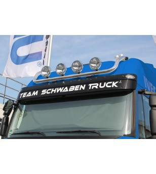 IVECO STRALIS 17+ ROOF LAMP HOLDER TOP - HI-WAY High roof