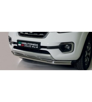 Alaskan 18- Slash Bar Inox - SLF/432/IX - Bullbar / Lightbar / Bumperbar - Verstralershop