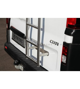 RENAULT TRAFIC 14+ Rear ladder